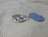 Silver925  Ring  純銀・指輪     10号       n614