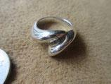 Silver925  Ring  純銀・指輪    9 号    8.5g    n621