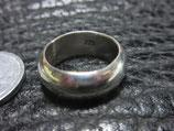 Silver925 Ring 純銀指輪 甲丸  #7  n563