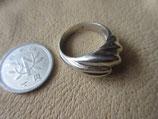 Silver925 Ring 純銀・指輪    15号   4.9g   n581