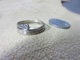Silver925  Ring  純銀・指輪    free size    1.8g    n615
