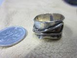 Silver925  Ring  純銀・指輪     11号    4.6g    n617