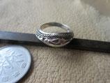 Silver925 Ring 純銀・指輪    10号  4.1g  n603