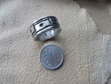 Silver925  Ring  純銀・指輪     17号    11.3g    601n
