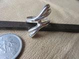 Silver925 Ring  純銀・指輪   16号   5.2g   n592