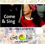 Singen auf der Burg - Come & Sing Vol. 3
