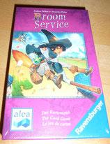 Broom Service Kartenspiel, Die Burgen von Burgund, Kartenspiel und das Würfelspiel