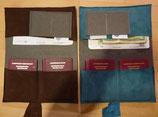 Filz-Hüllen für Reisedokumente, Pads, Phones und vieles mehr...