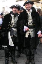 Piratenkostüm im Verleih