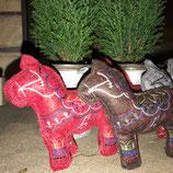 Weihnachtsdeko Pferdchen