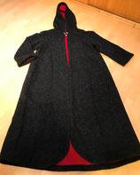 Mantel aus Doppelwalk
