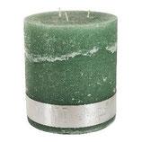 Rustik Candle grün