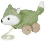 Nachziehtier Fuchs Mingus - grün