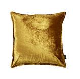 Kissen Glam - gold mit Füllung