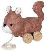 Nachziehtier Eichhörnchen Mingus - braun