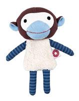 Kuscheltier Affe Trisse - blau