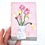 artwork flowers in vase