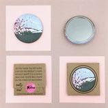 mirror cherry blossom