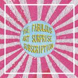 Fabulous Art Surprise Subscription