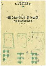 未完成考古学叢書3  縄文時代の生業と集落
