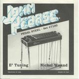 John Pearse Pedal Steel Gitarre Set 7100