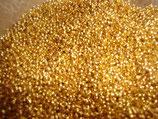Quetschperlen 2 mm goldfarben