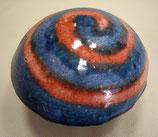 Keramikpilz Spiral