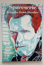 A4 Buch Spaceserie Künstler Erich Handlos