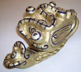 Schnecke Gold