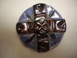 Keramikahänger Kreuz
