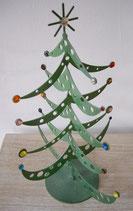 Weihnachtsbaum Skulptur