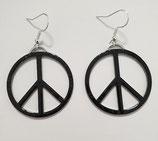 Ohrringe Peace