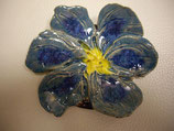 Keramikanhänger Blume