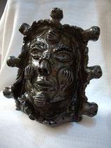 "Keramikmaske ""Prophet"""