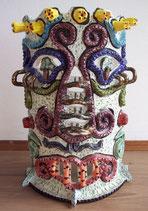 "Keramikmaske ""Natur im Auge"""