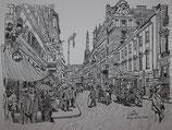 Kärntnerstraße um 1910