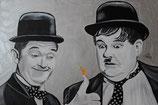 Dick und Doof        Laurel und Hardy
