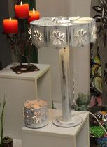 Lampe Blumen
