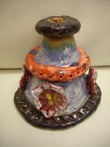 Keramikmaske Kegel