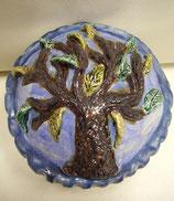 Pilz mit Baum