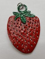 Anhänger Erdbeere
