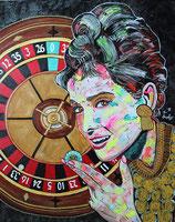 Glück im Spiel /Audrey Hepburn