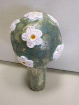 Kugel mit Blumen