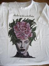 T-shirt mit Aufdruck 40x30 cm