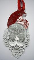 Baumanhänger Weihnachtsmann