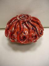 Keramikpilt Koralle
