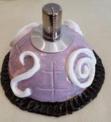 Keramiköllampe  Spiralen 2