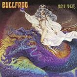 Bullfrog: High in spirits (CD)