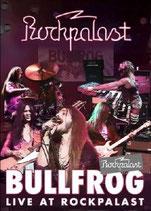 BULLFROG - Live At Rockpalast (DVD)