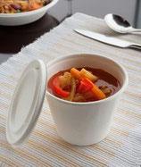 Deckel zu Suppenbecher 450 ml